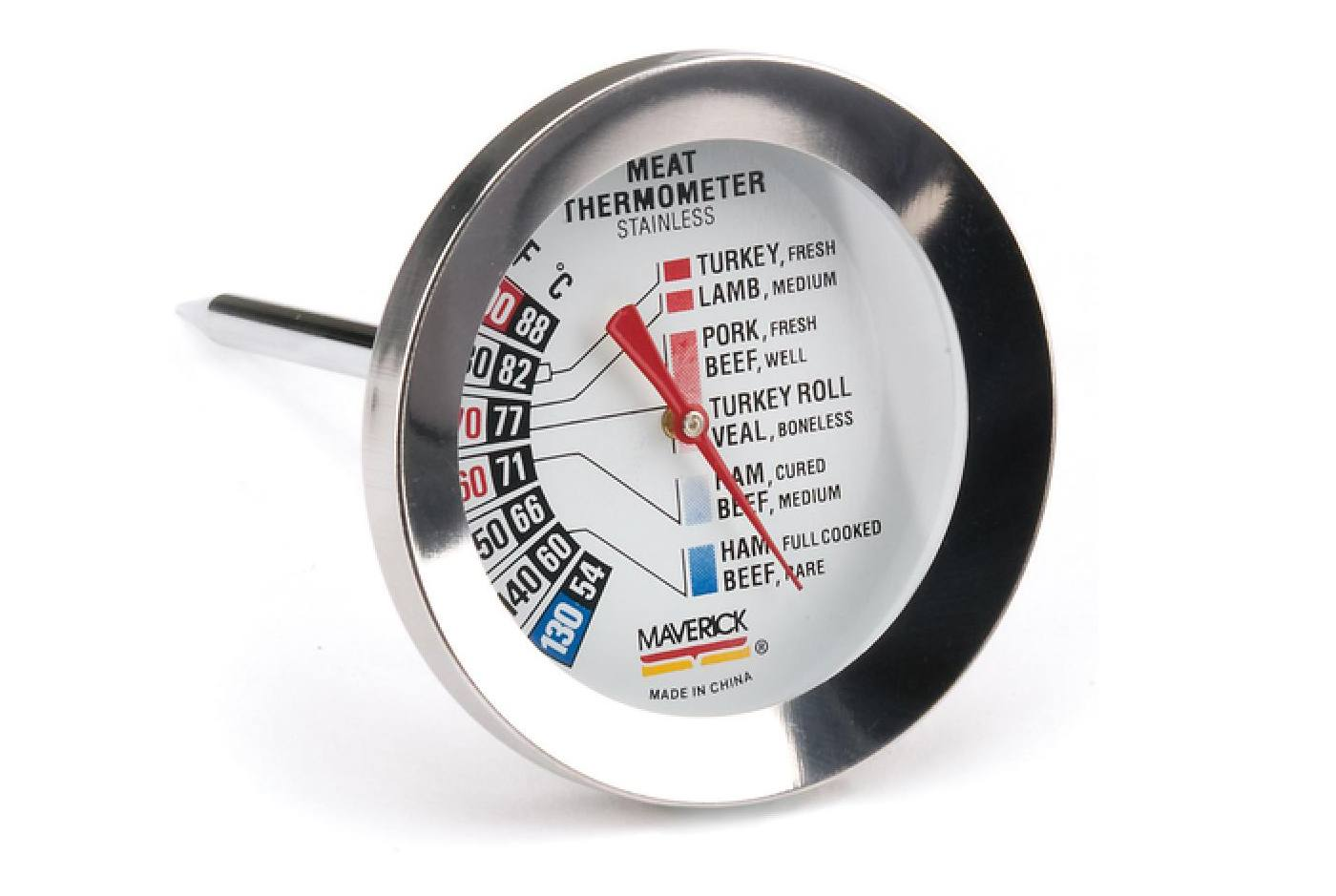 Термометр стрелочный